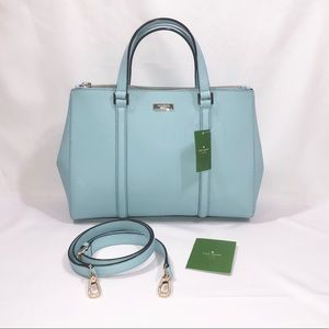 ♠️ Kate Spade ♠️ Newbury Lane Loden Satchel Purse